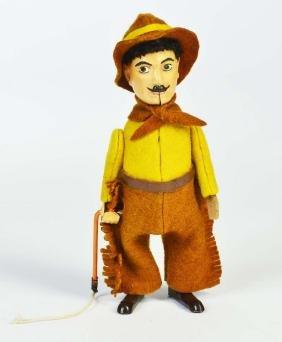 Schuco, Cowboy mit Peitsche