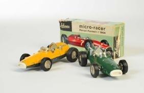 Schuco, Micro Racer 2x Ferrari