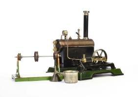 Marklin, Dampfmaschine 4390/5 + Transmission
