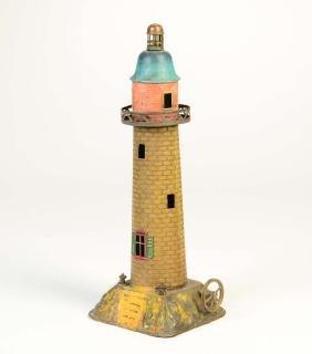 Bing, Leuchtturm