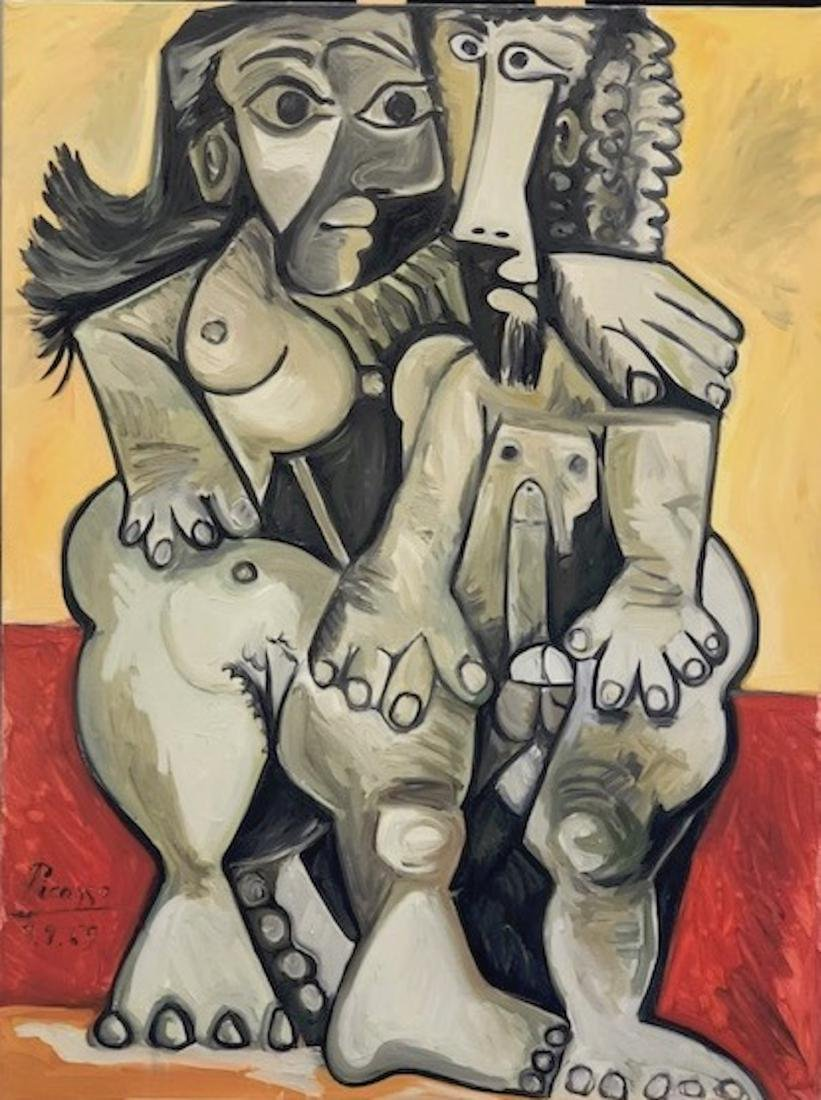 Follower -Pablo Picasso   Untitled
