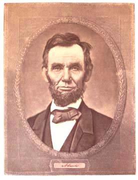 200: President Lincoln Portrait