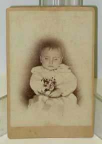 216: Mortality Photo Infant Victorian