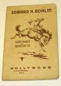 222: Western Americana Bohlin 1937 Catalog