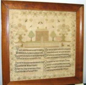 Sampler 1826