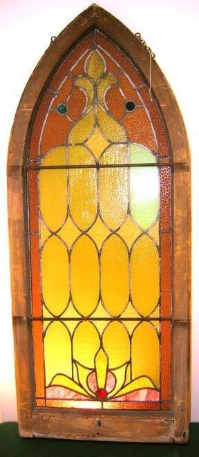 352: Salvage Church Window