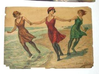 355: Art Print 1920 by Ralph