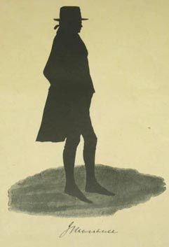 359: John Marshall Silhouette
