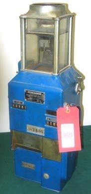 360: Bus Token Fare Box Vintage
