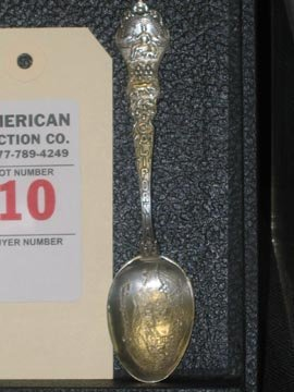 10: Catalina Island Souvenir Spoon