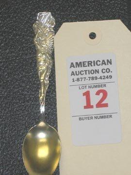 12: Native American Souvenir Spoon