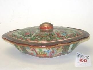 20: Oriental Pottery Antique