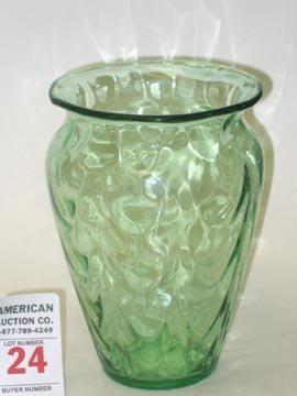 24: Fostoria Art Glass