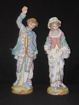 206: French Art Porcelain