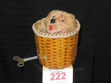 222: Wind-up Toy 1940's
