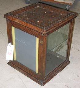 226: Antique Store Display Case Ink