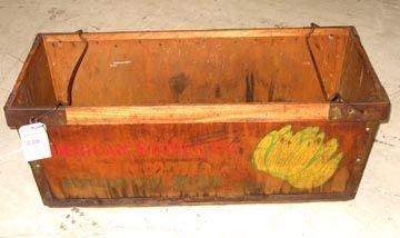 228: Vintage Banana Box