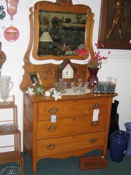 229: Canadian Maple Dresser