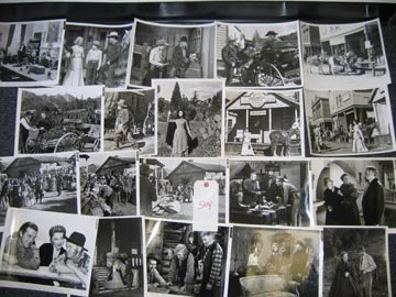 504: Hollywood Western 1940's Publicity Photo Lot