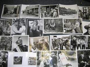 Hollywood Western 1940's Publicity Photo Lot