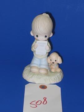 508: Precious Moments Figurine