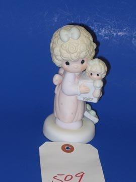 509: Precious Moments Figurine