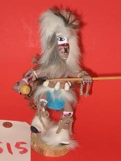 515: Native American Kachina Doll