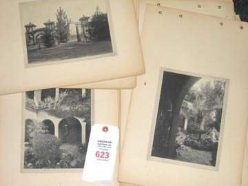 623: Abbott Coldwell Photo Album Pasadena 1920