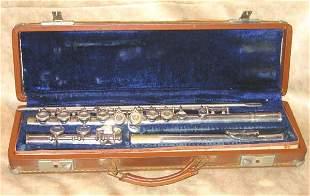 Vintage Olds Flute