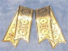 217 Victorian Dress Lapel Clip Lot