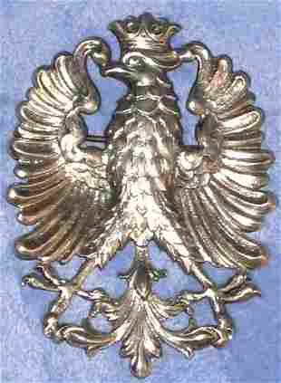 Cini Sterling Eagle Brooch