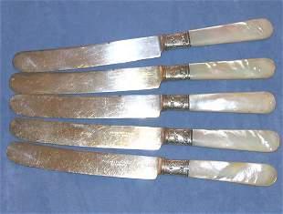 MOP Sterling Cutlery