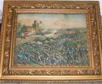 504: Black Americana Roosevelt Infantry Rescue 1898
