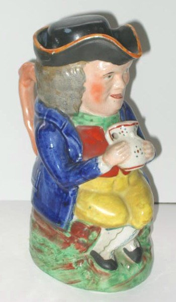 21: Early Toby Jug