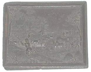 Union Case Half Plate