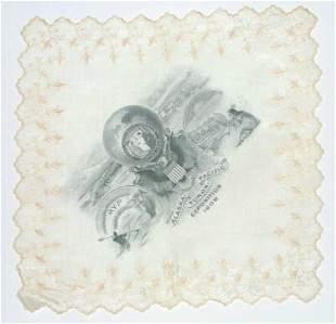 1909 Yukon Expo textile