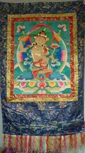 Fine Tibetan Thanka