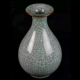Chinese Crackle Vase