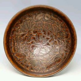 A Song Dynasty Style Porcelain Bowl