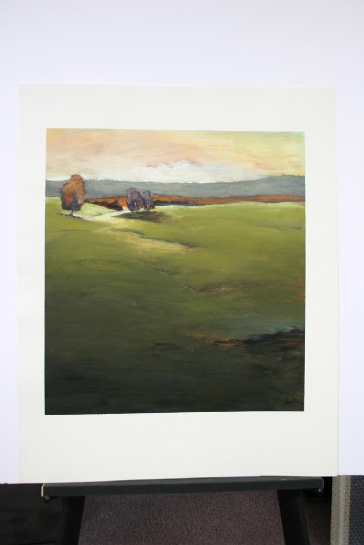EMANUEL MATTINI, Title: Silent Harvest I, Original