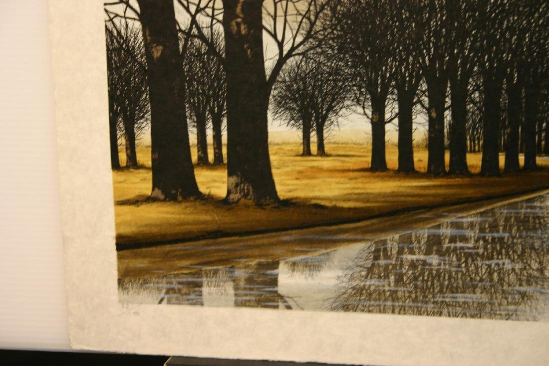 JACQUES DEPERTHES, Title: Le Canal, Limited Edition - 3