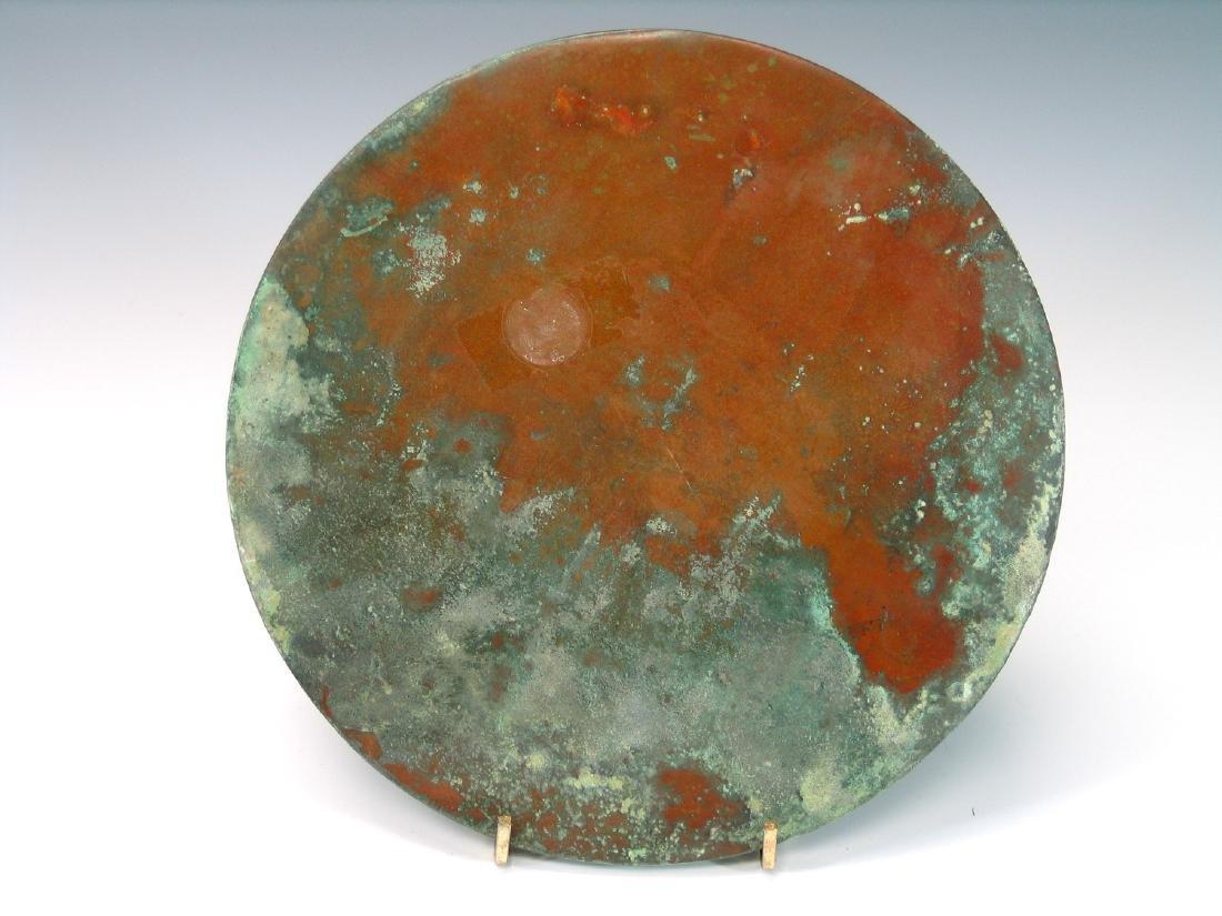 Chinese bronze mirror - 2