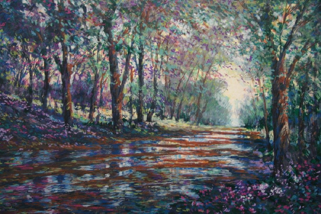 "GARY SCHOFIELD, Title ""Summer Path"" Limited edition"