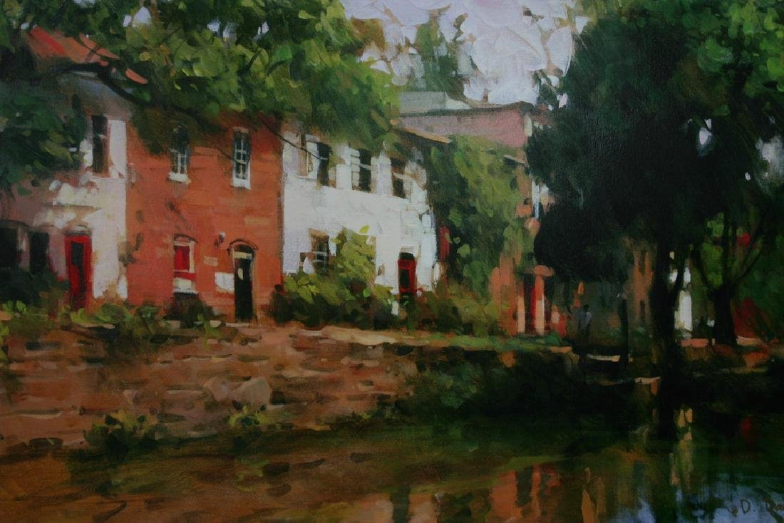 "DIMITRI DANISH, Title ""Sunny Day, Georgetown"" Limited"