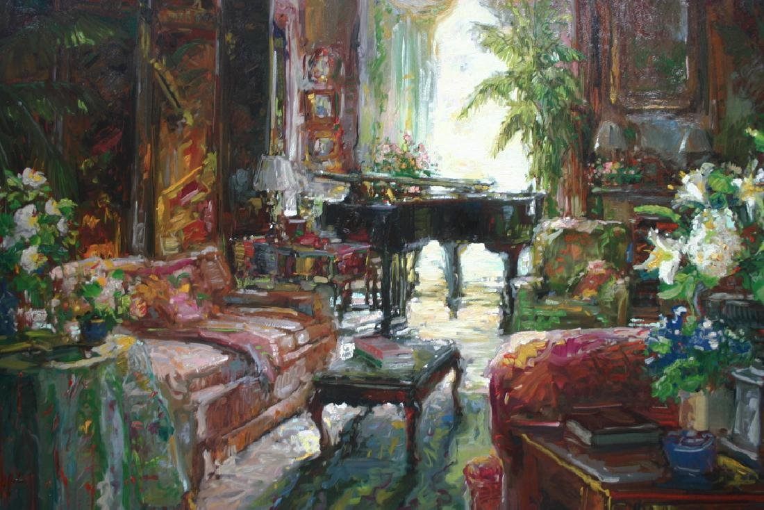 "STEPHEN SHORTRIDGE, Title ""Day Room"" Limited edition"