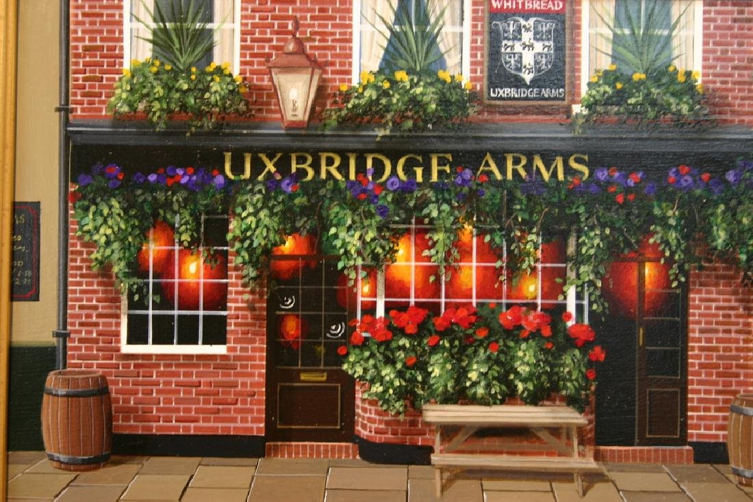 "JUREK JABLONSKI, Title ""Uxbridge Arms"" Original"