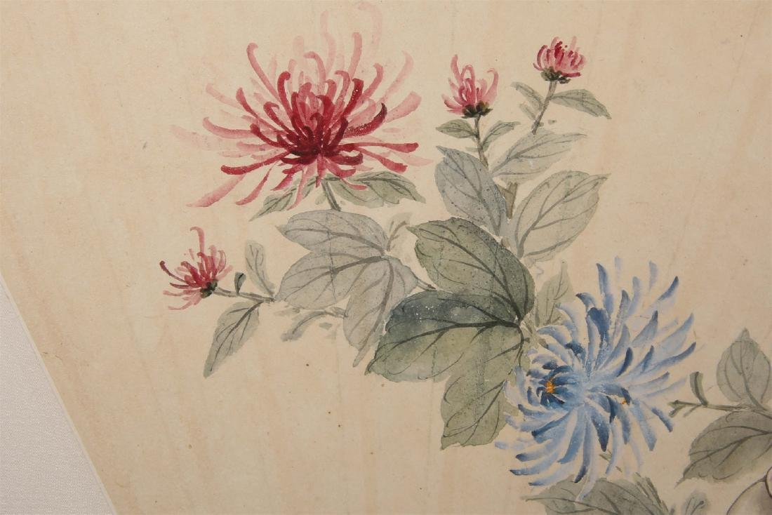 Chinese water color painting on paper, attributed to - 4