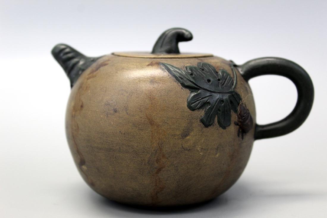 Chinese Yixing Teapot.