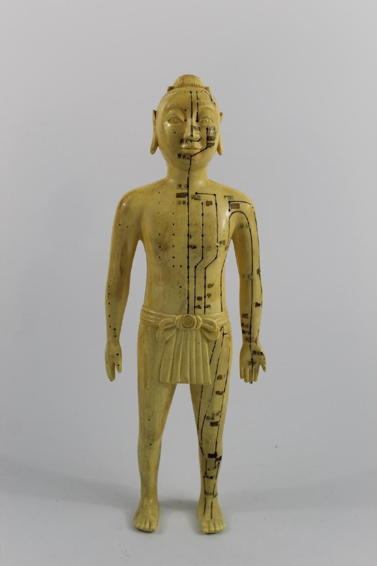 Vintage Chinese Acupuncture Doll