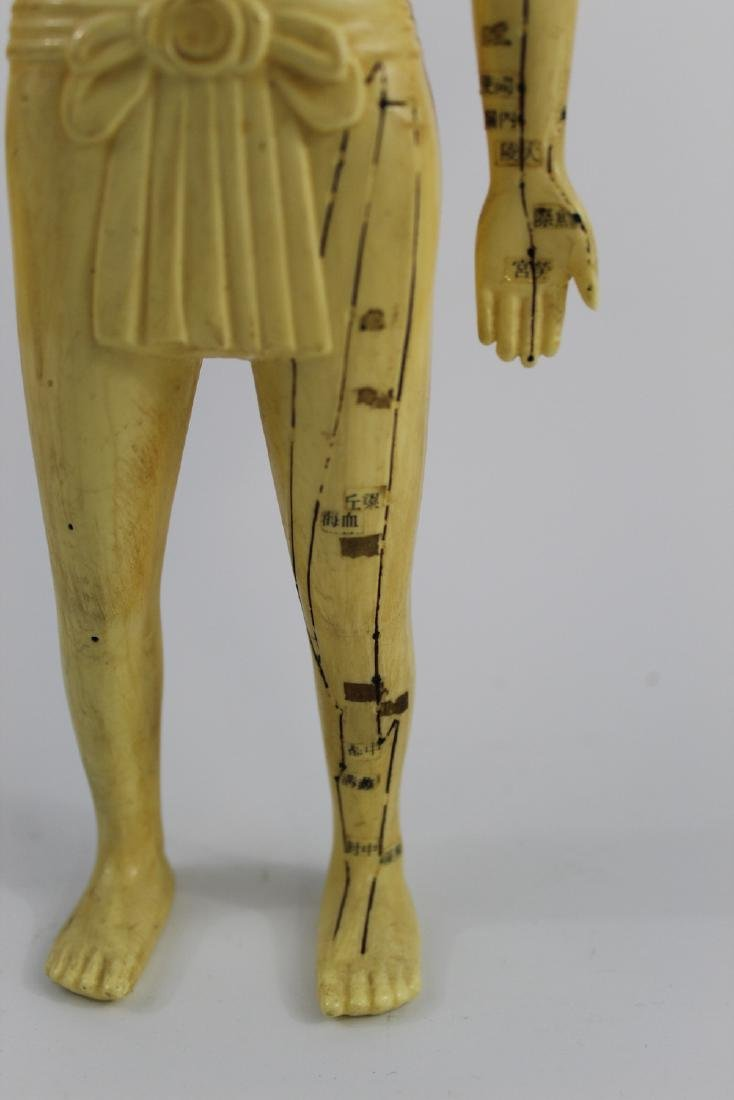 Vintage Chinese Acupuncture Doll - 3